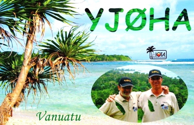 YJ0HA QSL Information